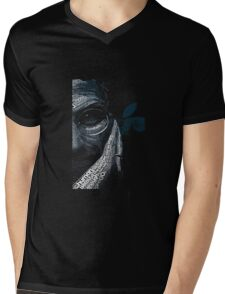 steve jobs 1 Mens V-Neck T-Shirt