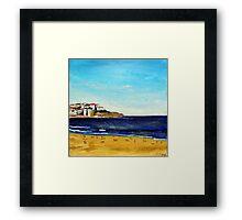 Bondi Sands Framed Print