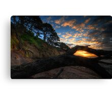 Coronet Bay Canvas Print