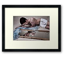 LOA - Narcissus  Framed Print