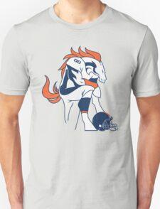 Tebowing Bronco Unisex T-Shirt