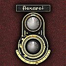 Retro brass TLR camera iPod case by Steve Crompton