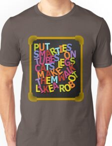 Smarties Tube Unisex T-Shirt