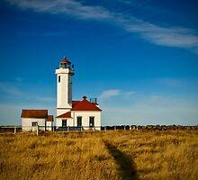 Point Wilson Lighthouse by Dan Mihai