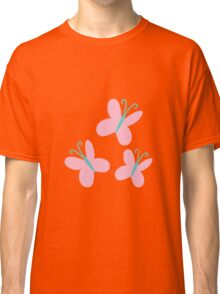 FlutterShy Cutie Mark - My Little Pony Friendship is Magic Classic T-Shirt