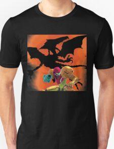 Where's Ridley, Samus?  Unisex T-Shirt