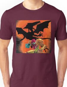 Where's Ridley, Samus?  Unisex T-Shirt