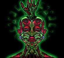 Mind Hand by Dark Threads