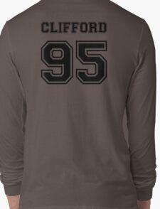 Clifford 95 black ink Long Sleeve T-Shirt
