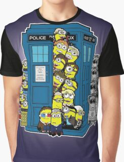 Behind You Doc Minion Graphic T-Shirt