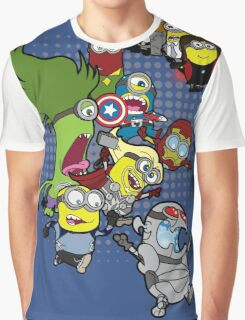 Minvengers Age of Mintron Graphic T-Shirt