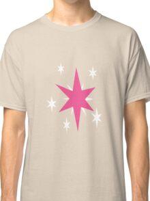 Twilight Sparkle Cutie Mark - My Little Pony Friendship is Magic Classic T-Shirt
