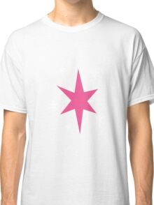 Twilight Sparkle Cutie Mark - My Little Pony Friendship is Magic Classic T-Shirt