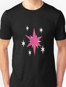 Twilight Sparkle Cutie Mark - My Little Pony Friendship is Magic Unisex T-Shirt