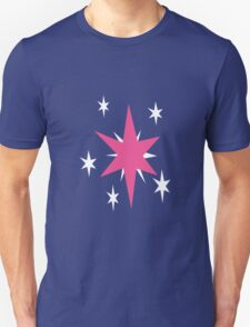 Twilight Sparkle Cutie Mark - My Little Pony Friendship is Magic T-Shirt