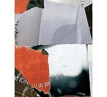 Abstract Collage02 Photographic Print