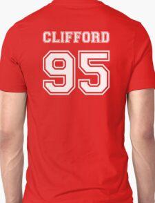 Clifford 95 white ink Unisex T-Shirt