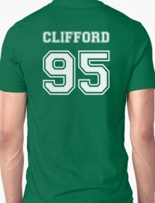 Clifford 95 white ink T-Shirt