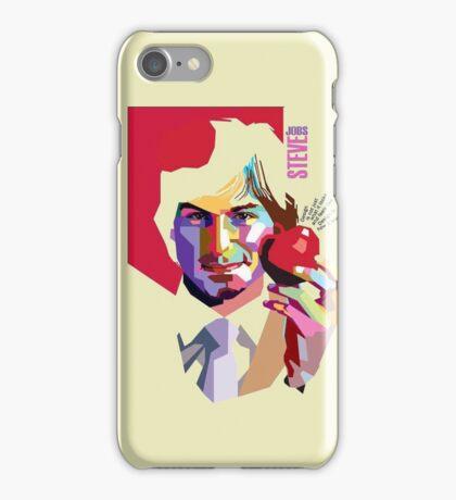 steve jobs inspiration iPhone Case/Skin