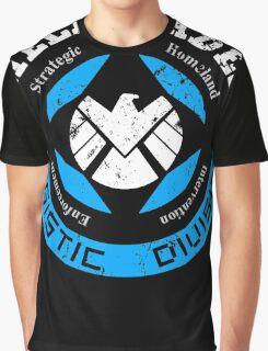 S.H.I.E.L.D. Academy (BLACK) Graphic T-Shirt