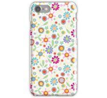 fresh flower pattern iPhone case iPhone Case/Skin