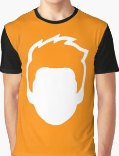 Face Silhouette! Graphic T-Shirt