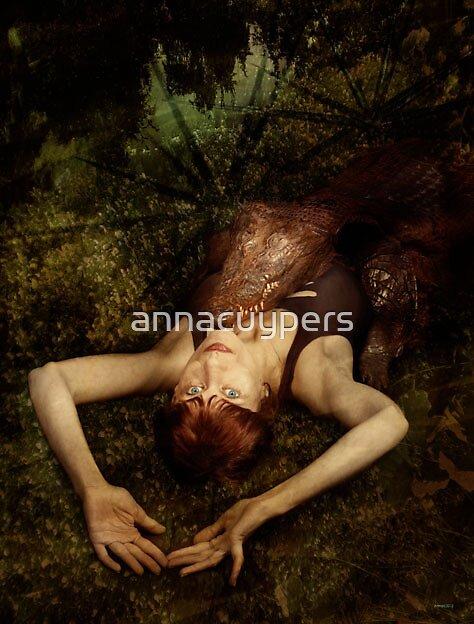 Primal Instinct by annacuypers