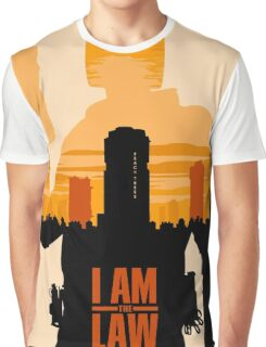 I am the Law Graphic T-Shirt