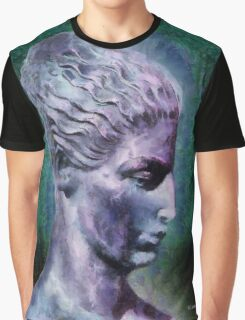Head of the Huntress Graphic T-Shirt