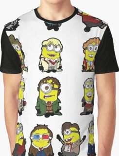 The Doctors Minion Graphic T-Shirt