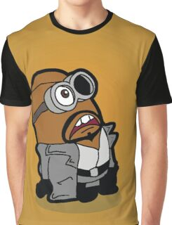Minvengers - Min Fury Graphic T-Shirt