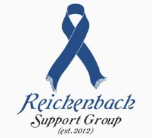 Reichenbach Support - for Sherlock fans by Sarah-L-Barker