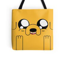 Adventure Jake Tote Bag