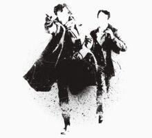 Sherlock Vector v2 by Dope Prints