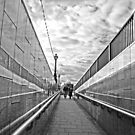 A Walkway in London by honestyS2