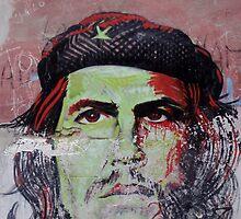 che guevara cuban street art by offpeaktraveler