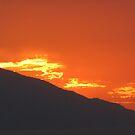 Yellow and Red Sunset - Puesta del Sol en Amarillo y Rojo by PtoVallartaMex