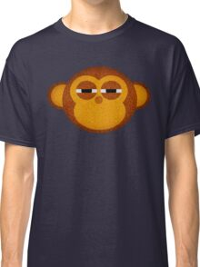Highly suspicious monkey Classic T-Shirt