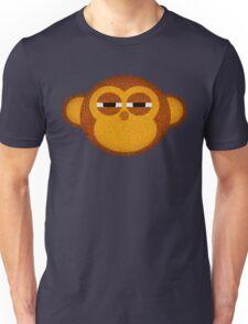 Highly suspicious monkey Unisex T-Shirt