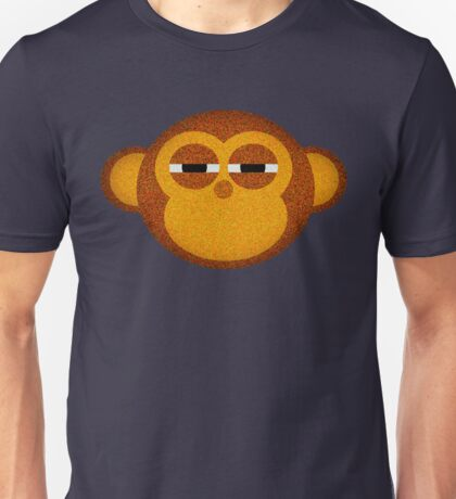 Highly suspicious monkey Unisex T-Shirt