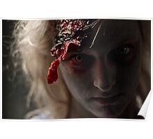 Gemma Hayes - Zombie Poster