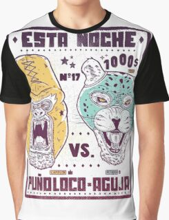 Luchadores  Graphic T-Shirt