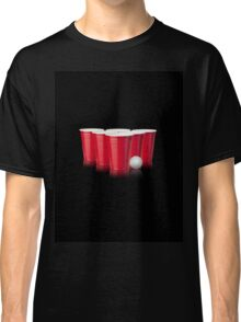 Beer Pong Classic T-Shirt