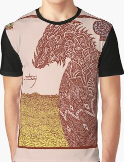 Smaug and His Treasure Graphic T-Shirt