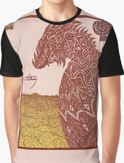 Smaug and His Treasure Graphic T-Shirt