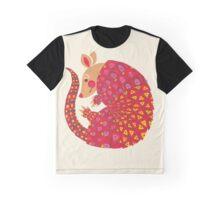 The Ethnic Armadillo Graphic T-Shirt