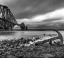Forth Rail Bridge by Stuart Blance