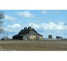 Old Barn- Photographic Print