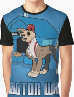 Dogtor Who 11 Graphic T-Shirt