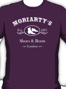 Moriarty's Shoe Shop T-Shirt
